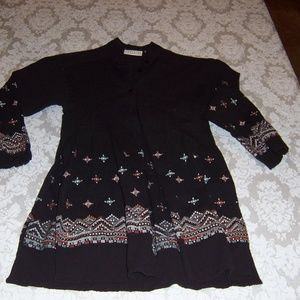 Girl's Embroidered Tunic